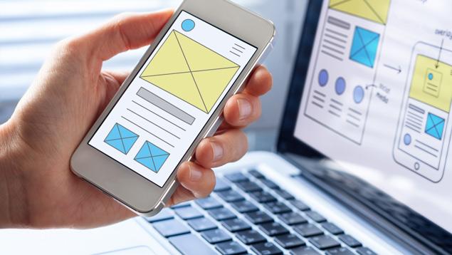 Optimierte Mobilität mit einer responsiven Website